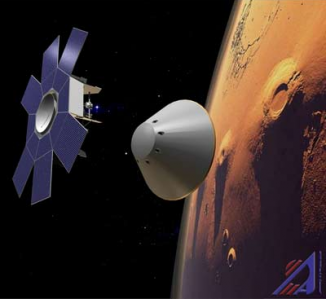 Космический аппарат проекта «ЭкзоМарс»