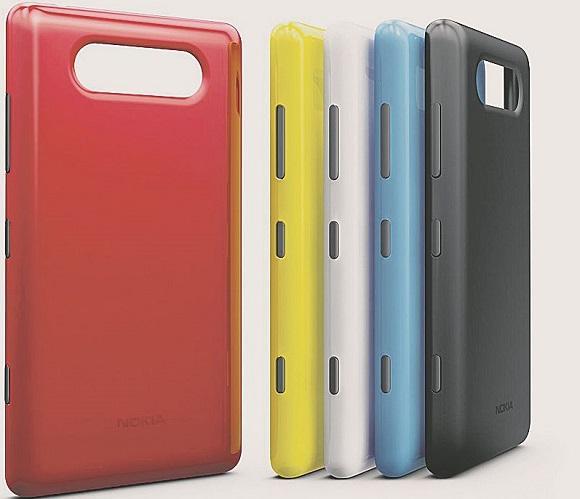 3D-макет обложки смартфона можно скачать винтернете. Фото Nokia.