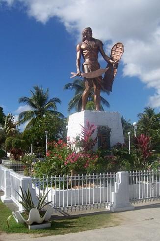 Памятник Лапу-Лапу наострове Себу
