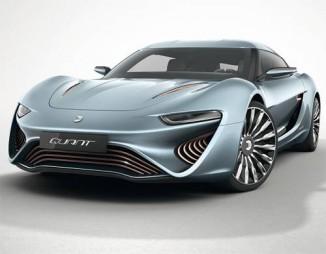 Quant e-Sportlimousine— электромобиль нового поколения