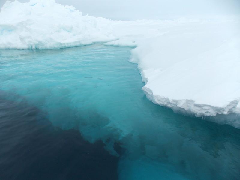 Глобальное потепление увеличивает количество осадков вморе Уэдделла, меняется картина обледенения, глубоководные течения замедляются.