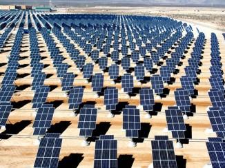 Китай активно использует солнечную энергию