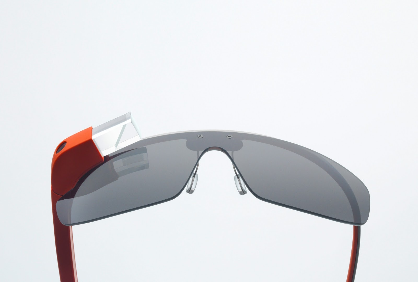 Google Glass Explorer Edition Version 2 : Orange
