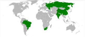 Один из главных ресурсов БРИКС— дешёвая рабочая сила. Натерритории этих пяти стран проживает 43% всего населения Земли.
