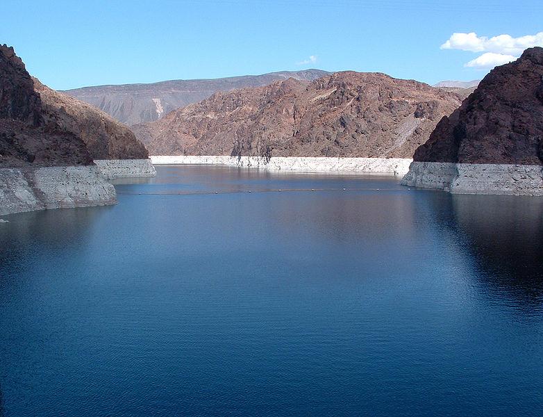 Сегодня Lake Mead— крупнейшее водохранилище вСША.