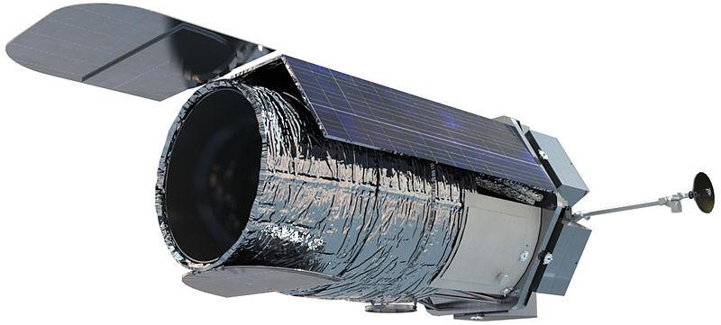WFIRST. Телескоп весом 6,5 тонны поднимут навысоту 42,164 километра.