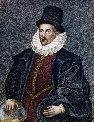 Уильям Гильберт— английский физик, придворный врач Елизаветы I иЯкова I. Изучал магнитные иэлектрические явления, первым ввёл термин «электрический».