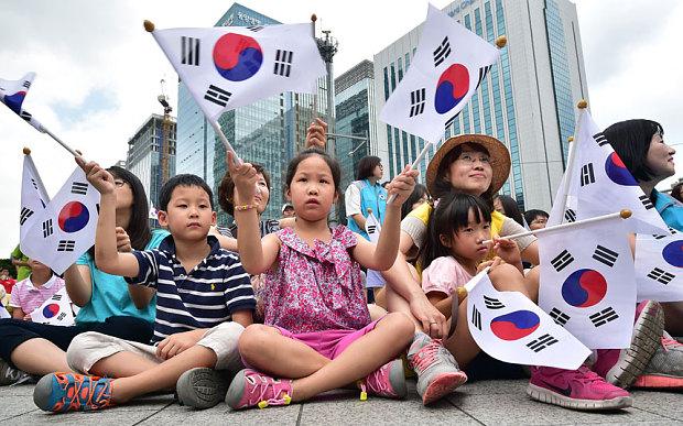 Южных корейцев к2056 году останется 40 миллионов, ак2136-му— всего 10 миллионов.