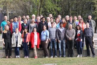 Группа профессора Заттлера. Главный фокус исследовательских интересов группы— понимание структуры РНК-белковых взаимодействий.