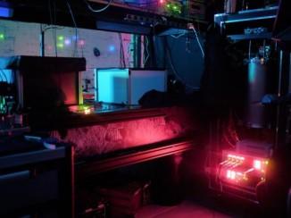 Установка по производству фотонов