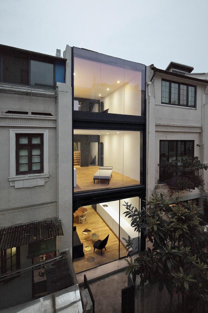 Дом вШанхае