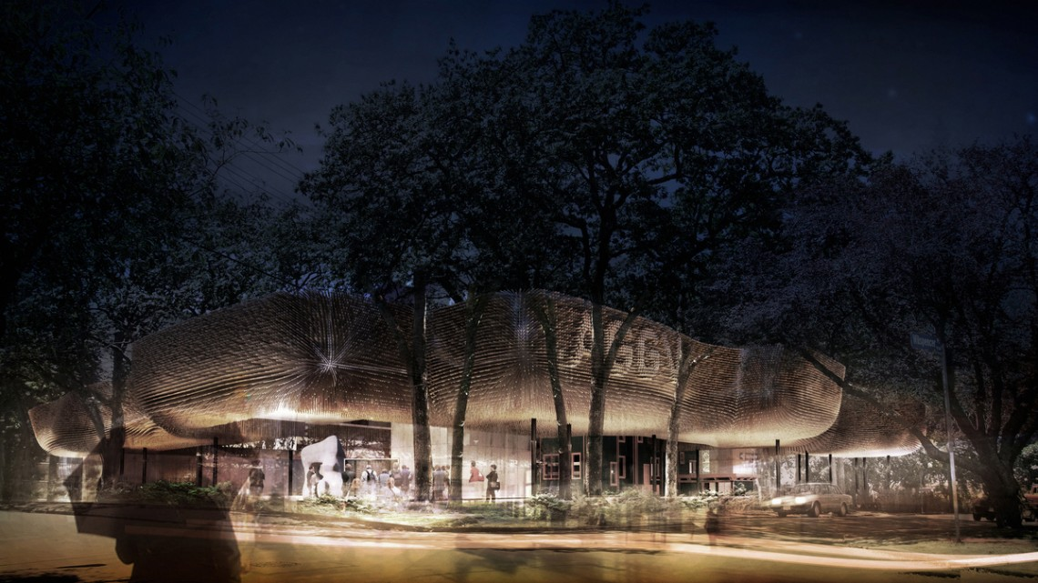 Art Gallery of Greater Victoria by 5468796 Architecture and Number TEN Architectural Group.