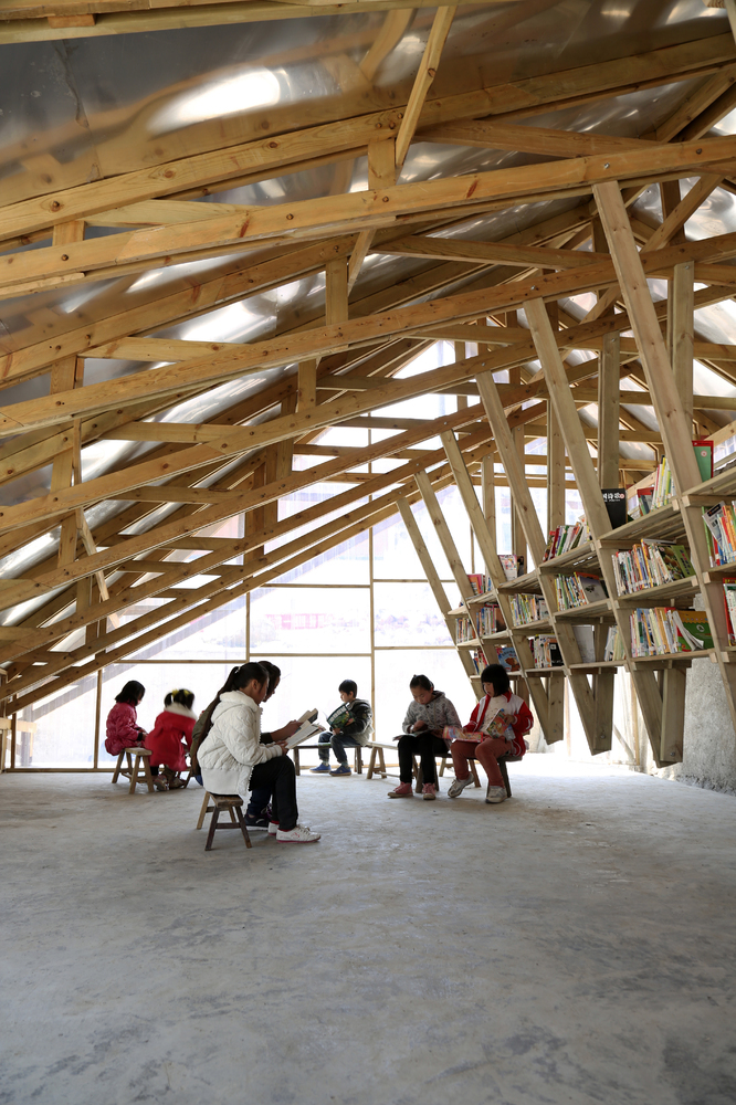 The Pinch, China, designed by Olivier Ottevaere and John Lin, The University of Hong Kong.