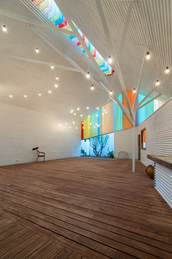 The Chapel, Vietnam, designed by a21studio.