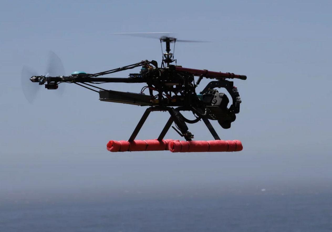 Один из дронов, используемых вкинопроизводстве.