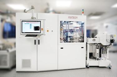 Система для производства 300-мм графеновых пластин