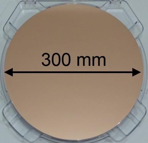 Графеновая пластина диаметром 300 мм