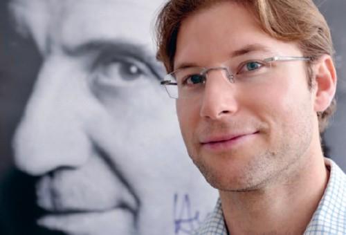 Профессор Матиас Хайкенвэльдер (Mathias Heikenwälder).