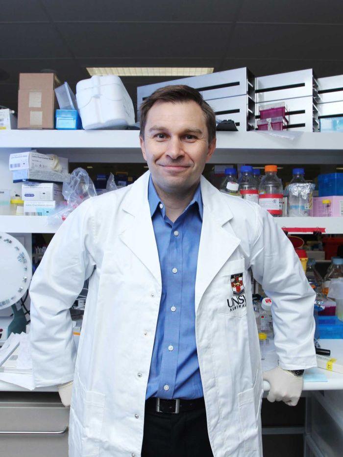 Профессор Дэвид Синклер.