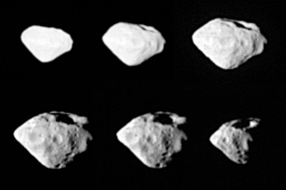 Астероид Штейнс