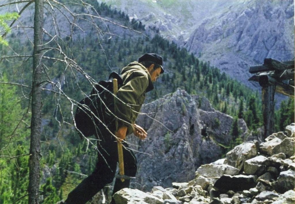 Ферро-педрисит обнаружен наСангиленском нагорье Восточной Тывы, вдолине ручья Сутлуг.