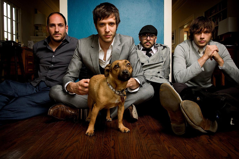 Группа OK Go.