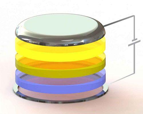 Напечатанная на3D-принтере контактная линза