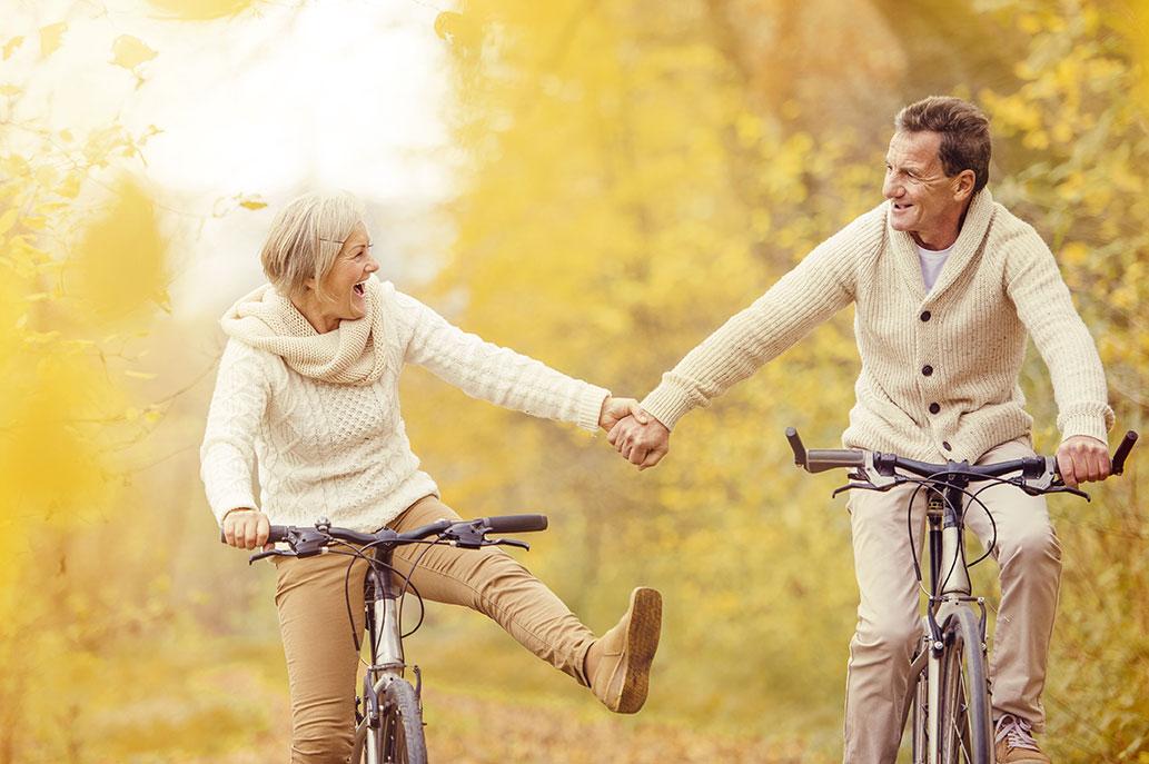 Вместе спродолжительностью жизни увеличивается ипериод физической исоциальной активности. Люди позже начинают считать себя пожилыми ивсё чаще стараются вести всесторонне активный образ жизни до самой глубокой старости.