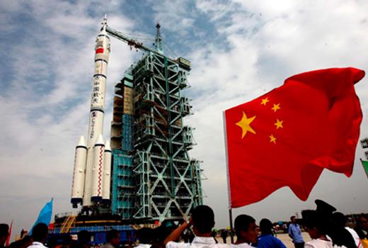 Китай ракета.