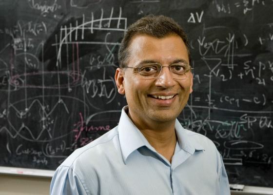 Профессор Маянк Р. Мехта, один из авторов исследования.