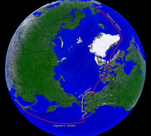 План проекта ArcticLink