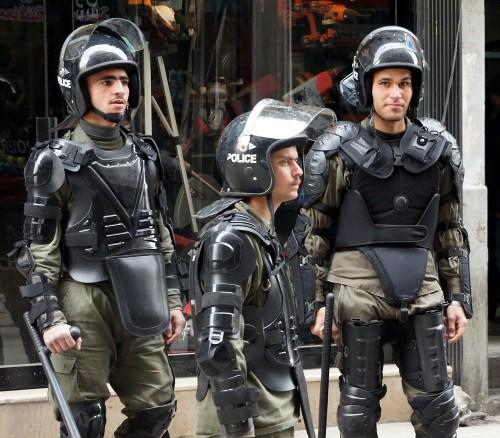 Полиция вДамаске