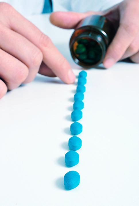 Препарат для лечения эректильной дисфункции может спасти печень