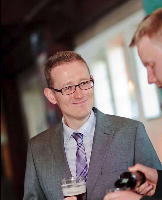 Доктор Питер Уайт, директор Biomedical Genomics Core, руководитель команды, разработавшей вычислительную систему «Черчилль».