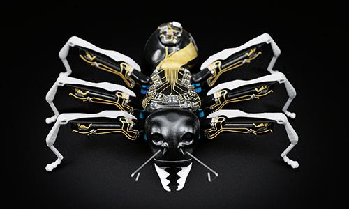 BionicANTs— разработка компании Festo.