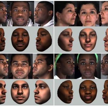 Визуализация внешности человека по его ДНК