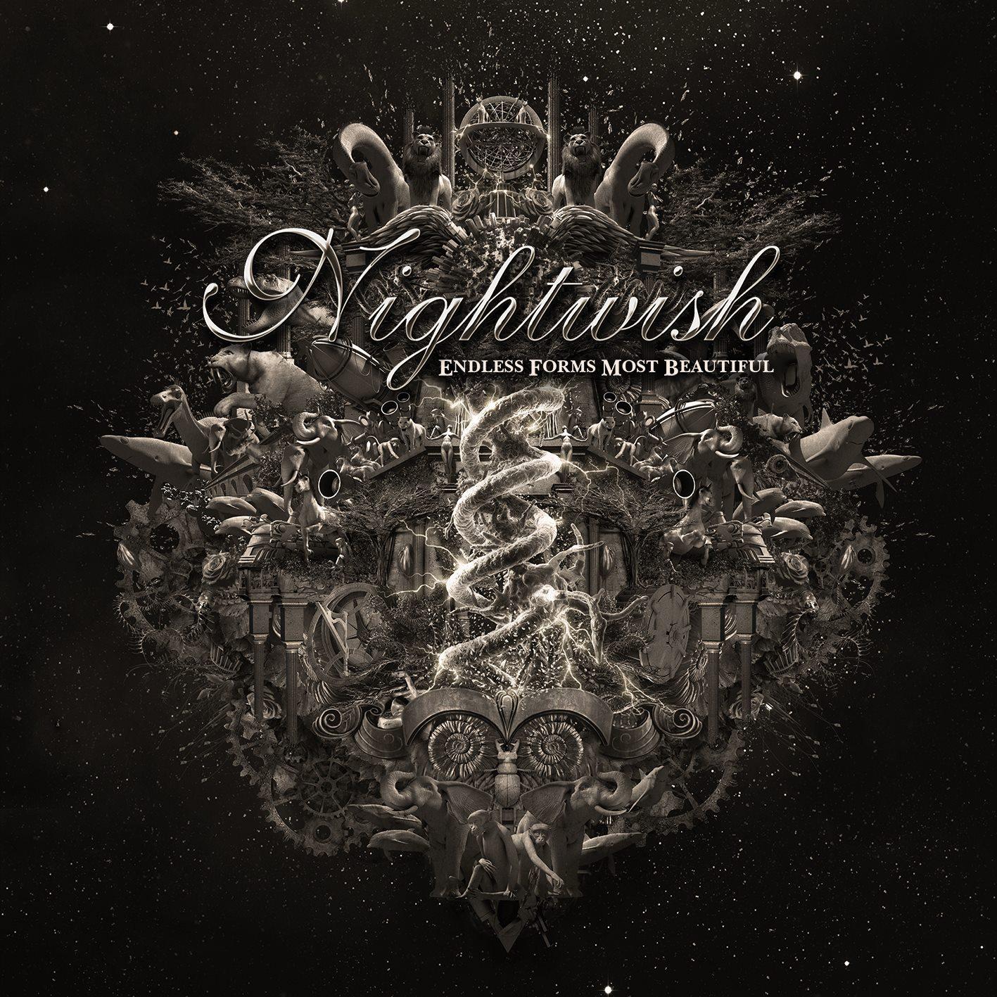 <strong>Endless Forms Most Beautiful</strong>— восьмой студийный альбом финской симфоник-метал-группы <i>Nightwish</i>. Релиз запланирован налейбле <i>Nuclear Blast</i> вмарте 2015 года: 27 марта— вЕвропе, 30 марта— вВеликобритании, 31 марта— вСША. Кзаписи был привлечён профессор биологии ипопуляризатор науки Ричард Докинз. Словосочетание <em>«Endless Forms Most Beautiful»</em> взято из книги Чарльза Дарвина <strong>«Происхождение видов»</strong>.