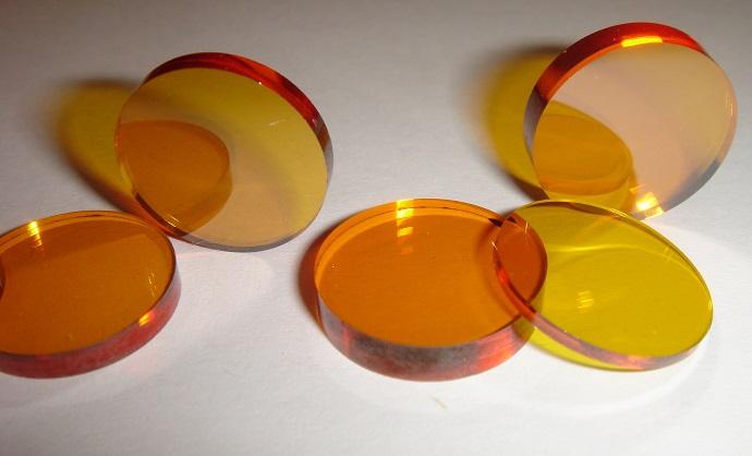 Халькогеновое стекло