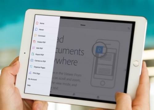 Adobe поможет предприятиям избавиться от бумаги