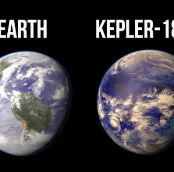 Ещё одна планета, накоторой может быть жизнь