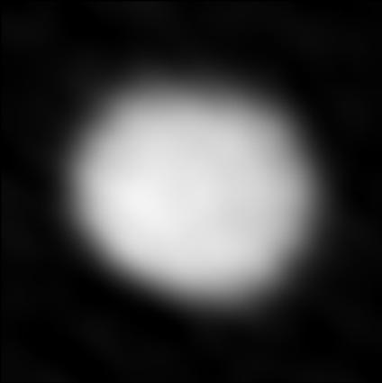 Астероид Юнона.