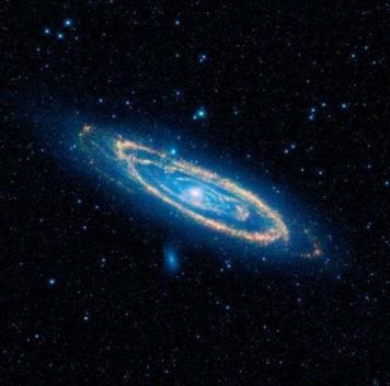 Поиск сверхцивилизаций в100000 галактик дал отрицательный результат