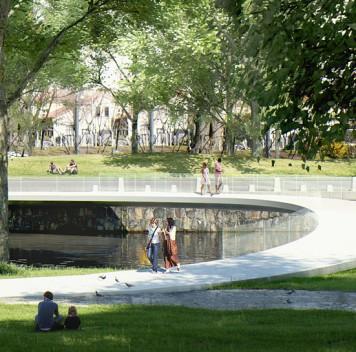 В Гётеборге готовятся построить мост из углепластика