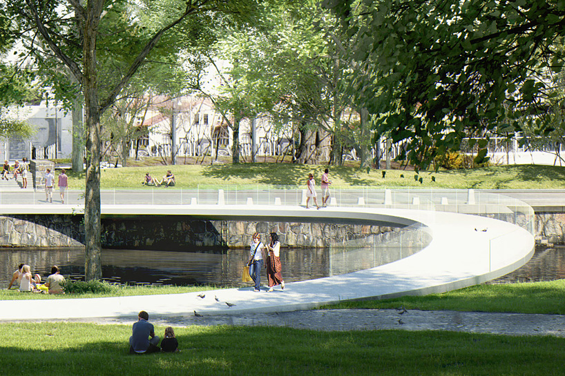 Мост создаст новое публичное пространство