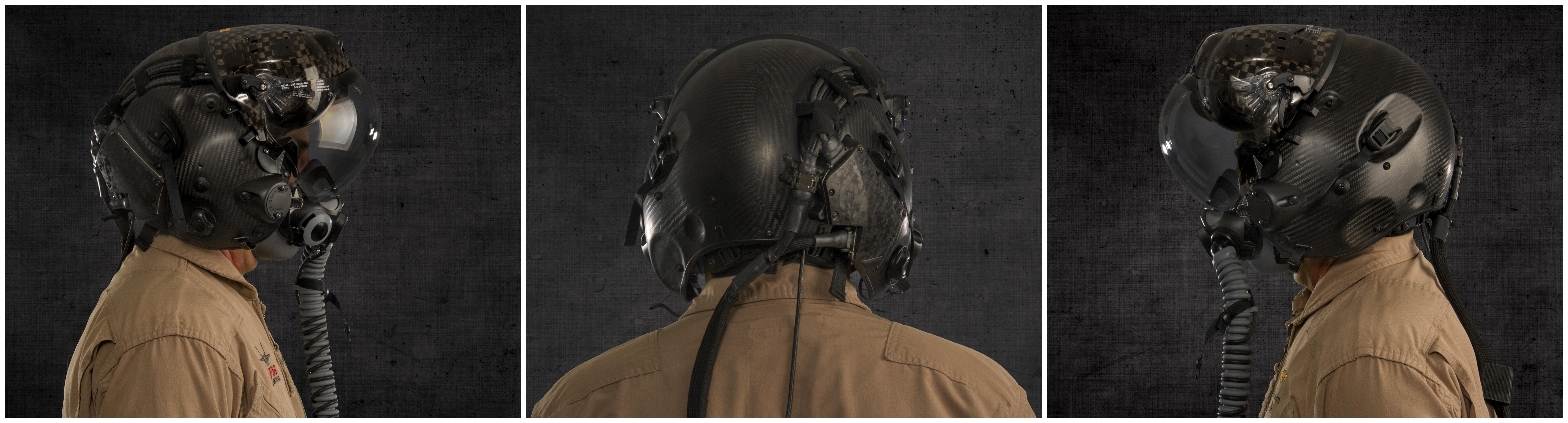 Шлем пилота F-35: дополнительные виды