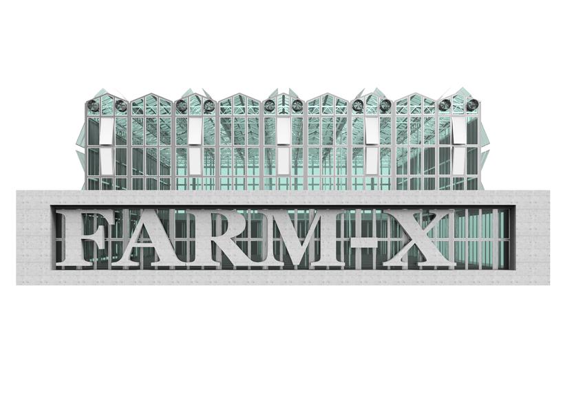 Проект <i>Farm-X</i> подразумевает создание сельскохозяйственных угодий набазе заброшенных зданий.
