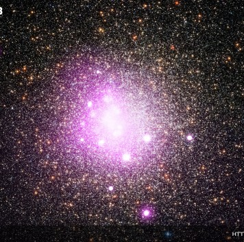Звезда всозвездии Скорпиона разорвала планету ипоглотила её
