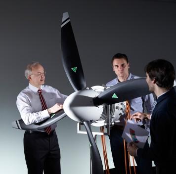 Siemens создала сверхлёгкий двигатель для электросамолётов