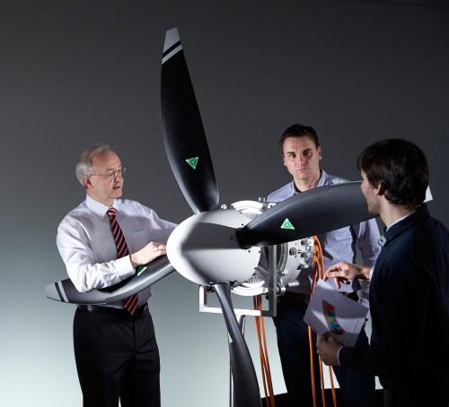 Электромотор для самолётов