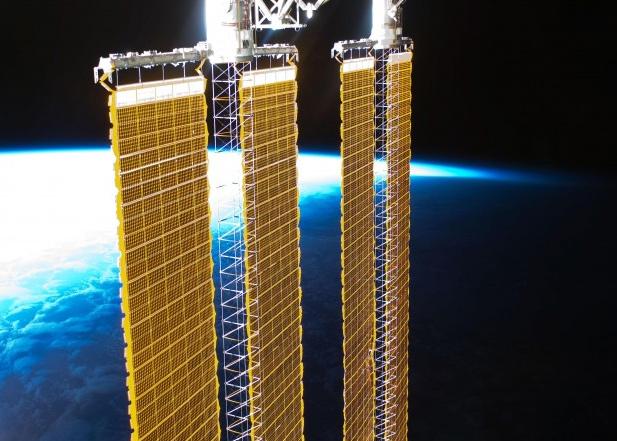 Выведенные наорбиту солнечные панели могут получать значительно больше солнечной энергии, нежели такие же батареи наповерхности Земли